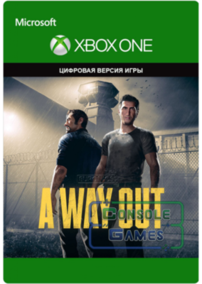 A Way Out (Xbox One / Xbox Series) Цифровая Версия