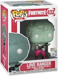 POP! Vinyl: Games Fortnite Love Ranger