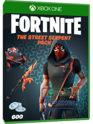 Fortnite: DLC Street Serpent Pack (XboxOne / Xbox Series) Цифровой код