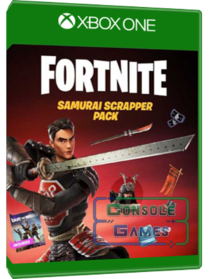 Fortnite:Samurai Scrapper Pack (XboxOne / Xbox Series) Цифровой код