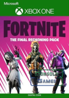 Fortnite:The Final Reckoning Pack (XboxOne / Xbox Series) Цифровой код