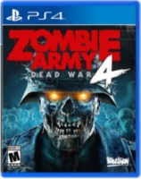 Zombie Army 4 Dead War  (PS4)