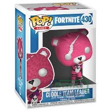 POP! Vinyl: Games Fortnite Cuddle Team Leader