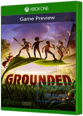 Grounded (Xbox One / Xbox Series) Цифровая Версия