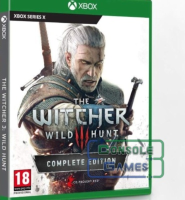 The Witcher 3: Wild Hunt, Complete Edition (Xbox Series X) Цифровая Версия