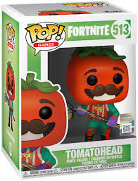 POP! Vinyl: Games Fortnite Tomatohead