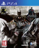 Batman: Arkham Collection PS4