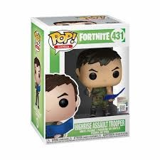 POP! Vinyl: Games Fortnite Highrise Assault Trooper