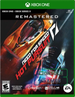 Need For Speed: Hot Pursuit Remastered (Xbox One / Xbox Series) Цифровая Версия