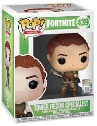 POP! Vinyl: Games Fortnite Tower Recon Specialist