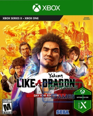 Yakuza: Like a Dragon (Xbox Series X / S) Цифровая Версия