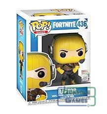 POP! Vinyl: Games Fortnite Raptor
