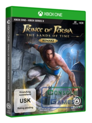 Prince of Persia: The Sands of Time Remake (Xbox Series X / S)