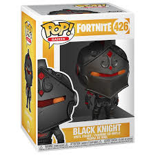 POP! Vinyl: Games Fortnite Black Knight