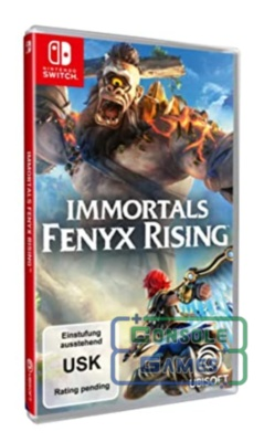 Immortals Fenyx Rising (Nintendo Switch) Предзаказ