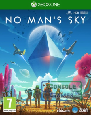 No Man's Sky (Xbox One / Xbox Series) Цифровая Версия