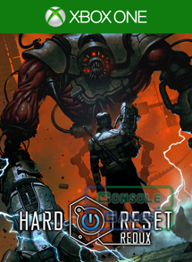 Hard Reset Redux (Xbox One / Xbox Series) Цифровая Версия