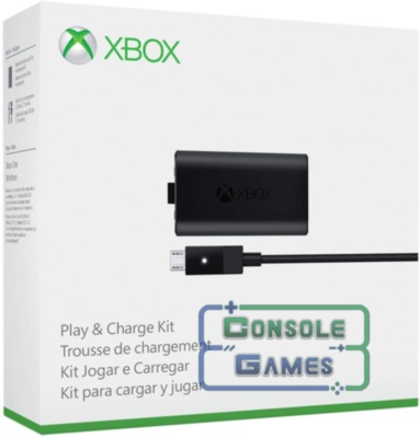 Play and Charge Kit (Xbox One)