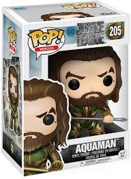 POP! Vinyl: Heroes Justice League Aquaman
