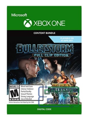 Bulletstorm: Full Clip Edition Duke Nukem Bundle (Xbox One / Xbox Series) Цифровая Версия