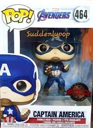 POP! Vinyl: Avengers Captain America