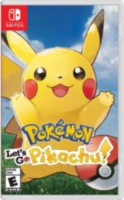Pokemon: Let's Go: Pikachu! (Nintendo Switch)