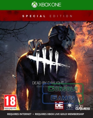Dead By Daylight Special Edition (Xbox One / Xbox Series) Цифровая Версия