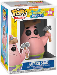 POP! Vinyl: Spongebob Patrick Star