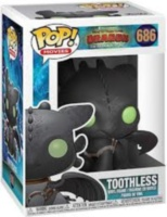 POP! Vinyl: Movies How To Train Dragon Toothless