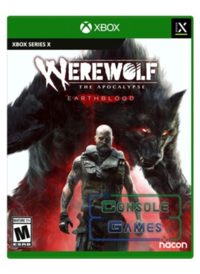 Werewolf: The Apocalypse Earthblood (Xbox Series X \ S) ЦИФРОВАЯ ВЕРСИЯ