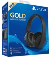 SONY Playstation Gold Wireless Headset для PS4 и PS VR 2.0