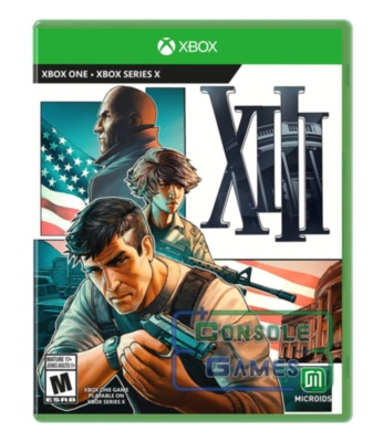 XIII. Remake (Xbox One / Xbox Series) Цифровая Версия