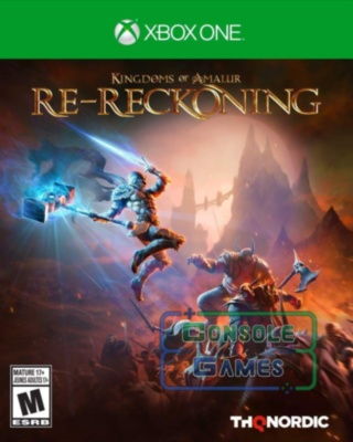 Kingdoms of Amalur: Re-Reckoning (Xbox One / Xbox Series) Цифровая Версия