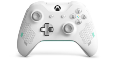 Xbox One Wireless Controller Sport White