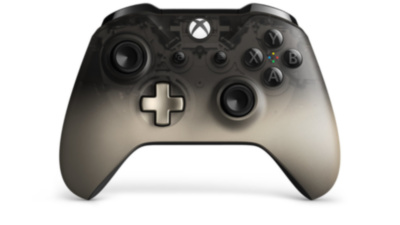 Xbox One Wireless Controller Phantom Black