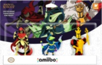 Amiibo Shovel Knight Collection