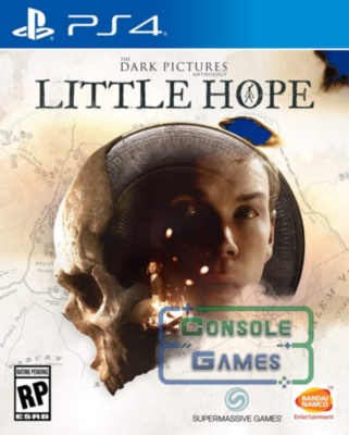 The Dark Pictures: Little Hope (PS4)  ПРЕДЗАКАЗ