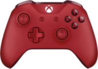 Xbox One Wireless Controller  (Red)