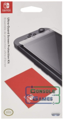 Ultra-Guard Screen Protection Kit (Nintendo Switch)