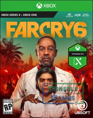 Far Cry 6 (Xbox Series X) Xbox One