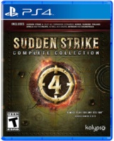 Sudden Strike 4 - Complete Collection (PS4)