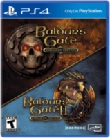Baldur's Gate-Enhanced Edition (PS4)