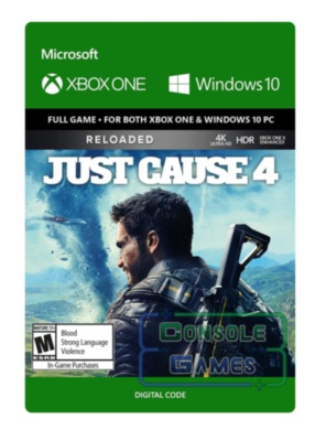 Just Cause 4 Reloaded (Xbox One / Xbox Series) Цифровая Версия