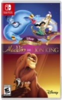Disney Classic Games: Aladdin and the Lion King (Nintendo Switch)