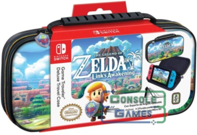 Nintendo Switch Travel Case Zelda Link's Awakening