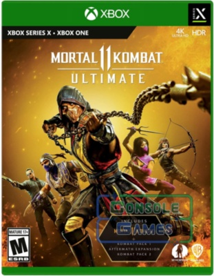 Mortal Kombat 11 Ultimate  (Xbox Series X / S ) Цифровая Версия