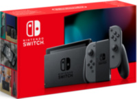 Nintendo Switch (Grey) Новая Ревизия
