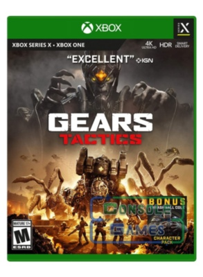 Gears Tactics  (Xbox Series X / S & Xbox One)   Цифровая Версия
