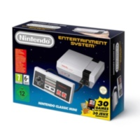 Nintendo Classic Mini (Entertainment System)