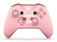 Xbox One S Controller Minecraft Pig